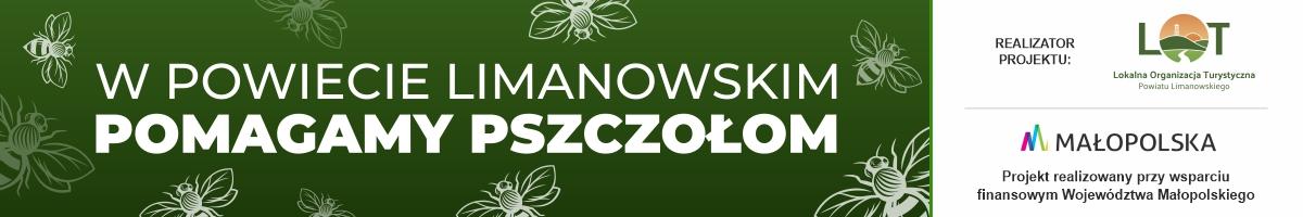 Zgłoś pasiekę – szlak miodu w powiecie limanowskim.