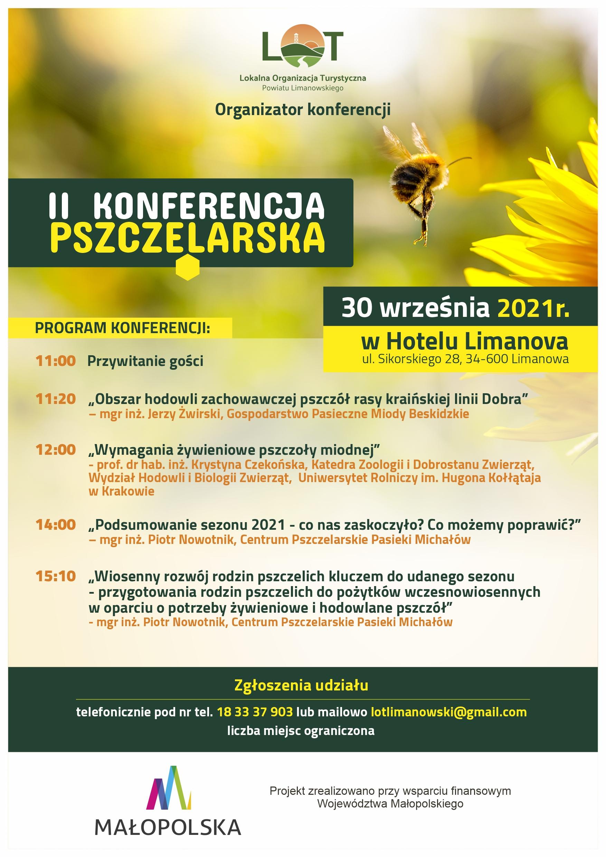 II Powiatowa Konferencja Pszczelarska